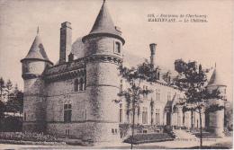 CPA Martinvast - Le Château - 1925 (10862) - Autres Communes