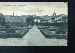 VR062 CARTOLINA SIENA S. QUIRICO D' ORCIA  ORTI LEONINI - Siena