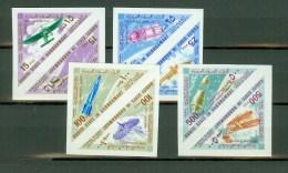South Arabia Hadhramaut 1968,8V,aerospace,ruimtevaart,luft Und Raumfahrt,de L'aérospatiale,,IMP ERF,MNH/P Ostfris(A1390) - Non Classés