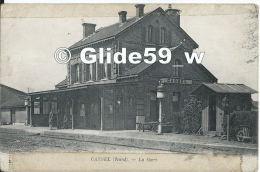 CASSEL - La Gare (Nord) (animée) (Anc. Etab. Neurdein Et Cie) - Cassel