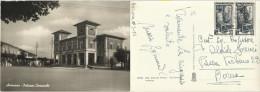 AVEZZANO - PALAZZO COMUNALE - VIAGGIATA 1953  FG - L'Aquila