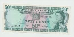 FIJI 50 CENTS 1969 AUNC PICK 58 - Fidji