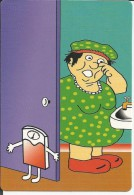 Calendario De Bolsillo Chistes Eroticos 2005 (40) - Small Pocket Calendar Erotic Humour 2005 - Calendriers