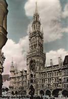 MUNCHEN - Marienplatz Mit Rathaus - Muenchen