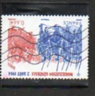 Timbre Oblitéré (Mobilisation Générale 2 Août 1914) - Gebruikt