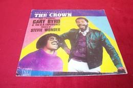 STEVIE   WONDER  °  THE CROWN - Soul - R&B