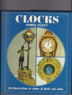 Book Clocks - Simon Fleet - Montres Anciennes
