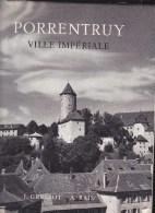 Porrentruy - Ville Impériale - Géographie