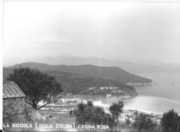 TOSCANA-LIVORNO-ISOLA D'ELBA LA BIADOLA CASINA ROSA VEDUTA PANORAMA - Italia