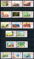 3379 - VR CHINA - Mi.Nr. 1265-1280 Postfrisch -- Mnh Set - 1949 - ... People's Republic
