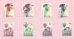 Vietnam Du Sud N°57 à 64 Cote 4.75 Euros - Vietnam
