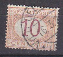PGL BZ888 - ITALIA REGNO SEGNATASSE SASSONE N°21 - 1878-00 Humbert I
