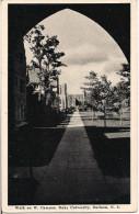 ETATS UNIS WALK ON W. CAMPUS DUKE UNIVERSITY DURHAM - Durham