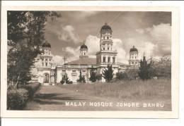 MALAY MOSQUE JOHORE BAHRU - Malaysia