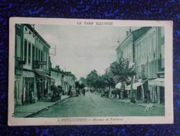 PUYLAURENS - Avenue De Toulouse - Puylaurens