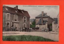 Environs De MORTAGNE (Orne) - REVEILLON - La Boulangerie Et Le Presbytère  (I) - France