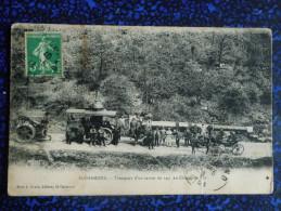 Saint Chamond - Transport D'un Canon De 240 Au Champ De Tir - Saint Chamond