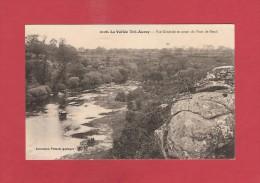 *  CPA..dépt 56..AURAY :  La Vallée Tré-Auray - Vue Générale En Avant Du Pont De Brech..n°2126   : Voir Les 2 Scans - Auray