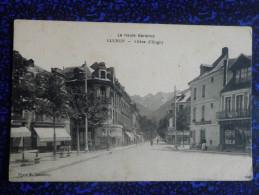 LUCHON - Allée D´ELIGNY - Luchon