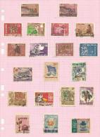 Vietnam Du Sud N°284 à 303 Cote 4.70 Euros - Vietnam