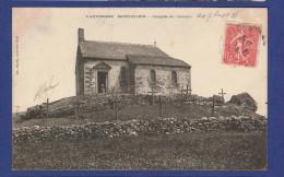 XX - CPA  CANTAL (15) - L AUVERGNE - SAINT-FLOUR- CHAPELLE DU CALVAIRE - - Saint Flour