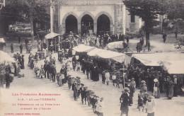 Carte Postale Ancienne - [09] Ariège - Ax-les-Thermes - Fête-Dieu - (Th. Religion) - Ax Les Thermes