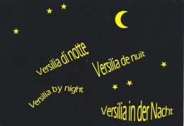 LUCCA - Versilia By Night (Viareggio E Circondario) - Versilia Di Notte - De Nuit - Der Nacht - 1992 - Viareggio