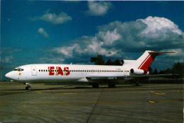 Boeing 727 - Europe Aero Service - 1946-....: Moderne