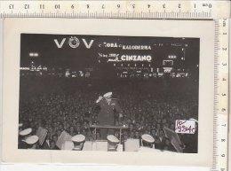 PO9204C# FOTOGRAFIA AVIAZIONE - SALONE AERONAUTICO Anni '50 - MILANO - CONCERTO MILITARI - DIRETTORE ORCHESTRA - Aviazione
