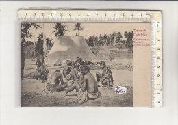 PO9351C# AFRICA COLONIE TEDESCHE - TANZANIA - DAR-ES-SALAAM - INDIGENI No VG - Tanzania