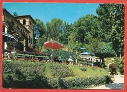 CARTOLINA NV ITALIA - CHIANCIANO TERME (SI) - Sorgente S. Elena - Parco - 10 X 15 - Rimini