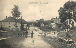 D 71 - SAINT POINT - Rue Principale - 454 - Autres Communes