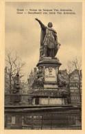 CPA GAND - STATUE DE JACQUES VAN ARTEVELDE - Gent