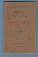 Livre Ancien De DOUAILLER - Manuel Technique Et Pratique Du Tragédien & Comédien Lyrique - Théatre Opéra - Histoire