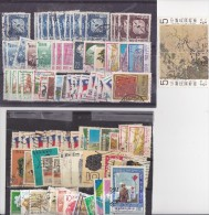 TAI WAN  CHINA   STAMPS USED - Collections, Lots & Series