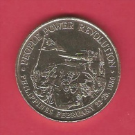PHILIPPINES   10 PISO   1988 - Philippinen