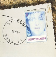 * LP *  VITESSE - VANITY ISLANDS (Holland 1984 EX-!!!) - Rock