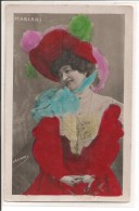 Actrice : MARIANI - - Théâtre