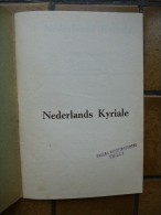 Nederlands Kyriale, Pater Minderbroeders Thielt - Antiguos