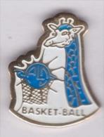 Basket , ALM Evreux , Girafe - Basketball