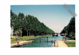 21 - BRETENIERES - BRETENNIERES - Péniche - Val Eschbach Nancy - Animation - écluse - Canal De Bourgogne - Sonstige Gemeinden