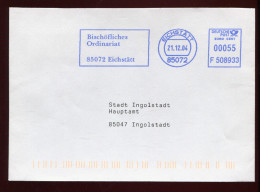 BRD, DEUTSCHLAND, 2004, BISCHÖFLICHES ORDINARIAT EICHSTÄTT , FREISTEMPEL - [7] République Fédérale