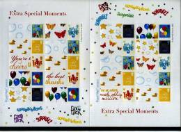 GREAT BRITAIN - 2006  EXTRA SPECIAL MOMENTS GENERIC SMILERS SHEET   PERFECT CONDITION - Fogli Completi
