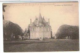 27..LE CHATEAU  DE  VRAINVILLE      TBE - France