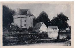 - CPA - 23 - Environs D'AUZANCES - Château De BROUSSE - 762 - Auzances