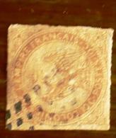 COLONIES GENERALES N° 3, Obliteré. Used - Águila Imperial