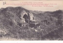 LE FORT DE SOUVILLE ..LA BATAILLE DE VERDUN..GUERRE 14 18 - War 1914-18