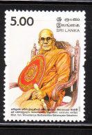 Sri Lanka 2008 Famous Monk MNH - Sri Lanka (Ceylan) (1948-...)