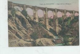 Chorges (05) :Le Viaduc Des Moulettes  En 1938  PF. - Francia