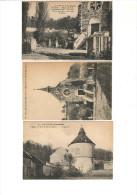 Lot 3cp  VALLEE DE CHEUVREUSE - Abbaye De Port-Royal Des Champs N° 50-55 Et 97 - Magny-les-Hameaux